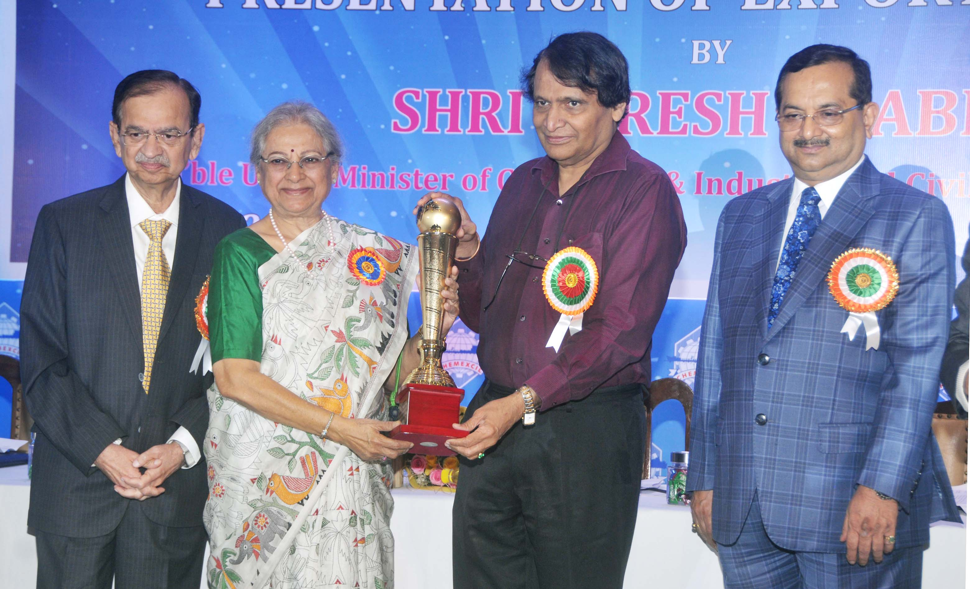 Achievements of Meghmani Group
