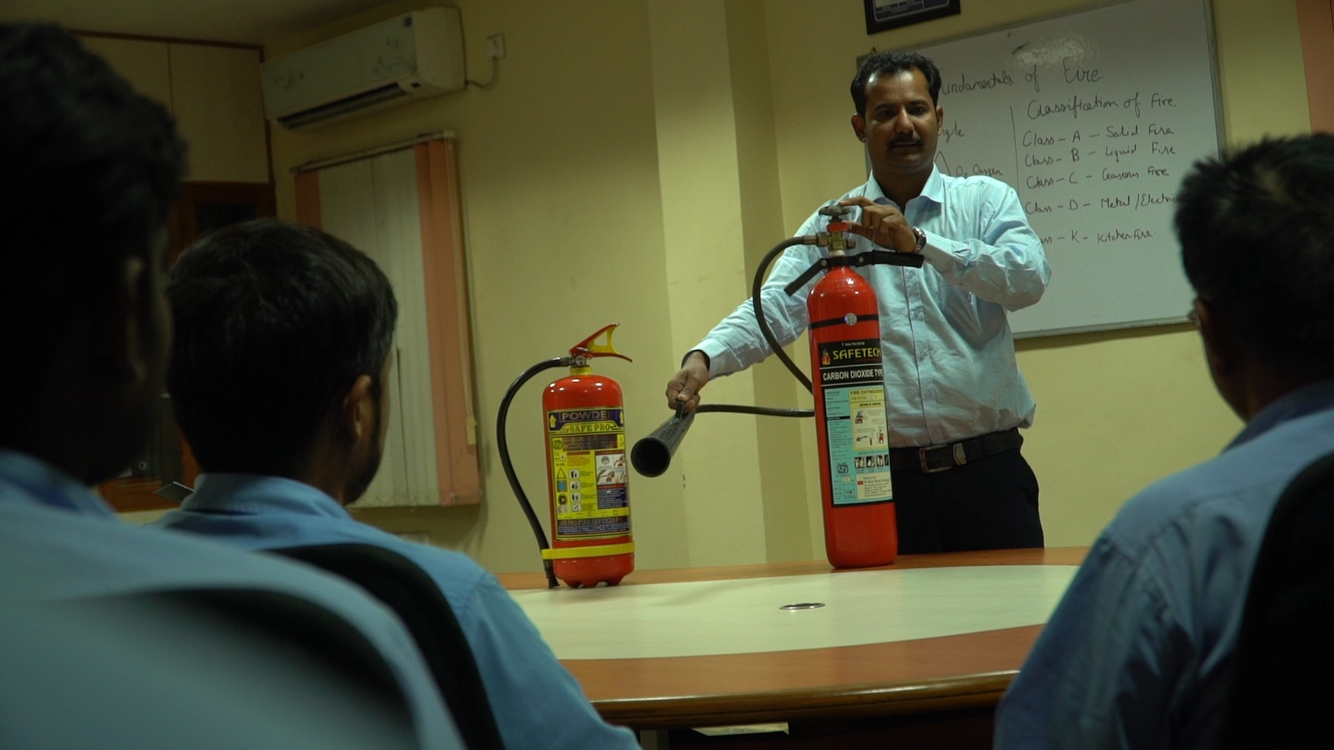 Environment, Occupational Health and Safety
