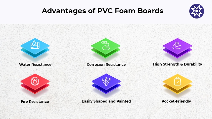 PVC Foam Board Advantages