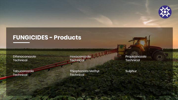Fungicides - Crop Protection Chemical