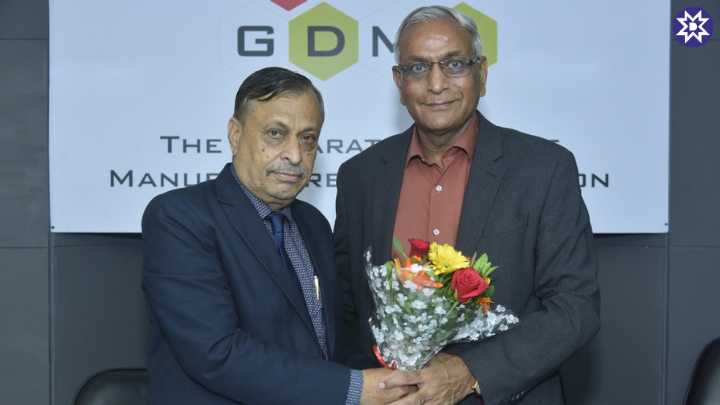 Rameshbhai Patel - New Chief of GDMA